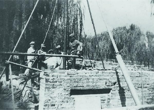 Foto antigua Cafaro